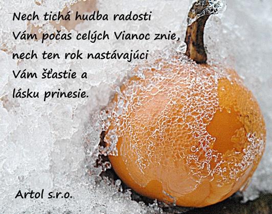 Artol Vianoce 2014